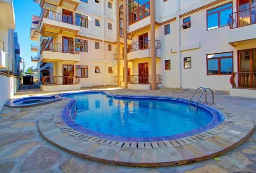 J's Apartment, Mombasa