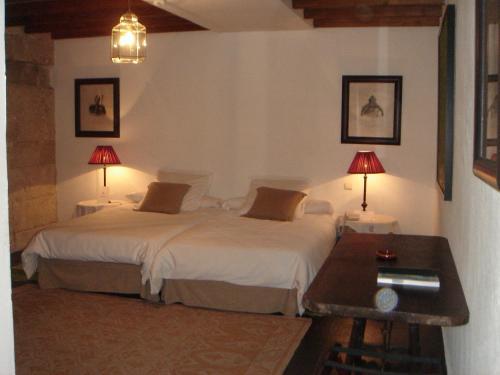 Habitación Doble Estándar - 1 o 2 camas - Uso individual Posada Real Castillo del Buen Amor 2