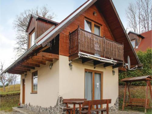Two-Bedroom Holiday Home in Liptovsky Trnovec