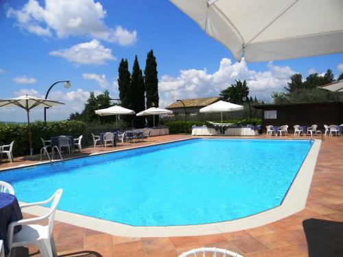 Hotel La Terrazza Assisi in Italy