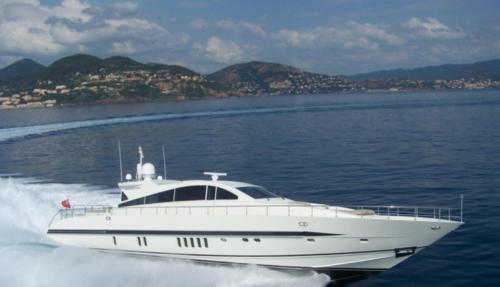Yacht Caramia