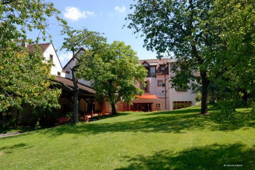 Отель Auberge Saint Walfrid 4 звезды Франция