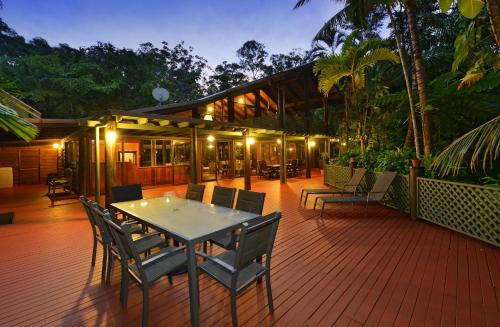 Wait a While in the Daintree