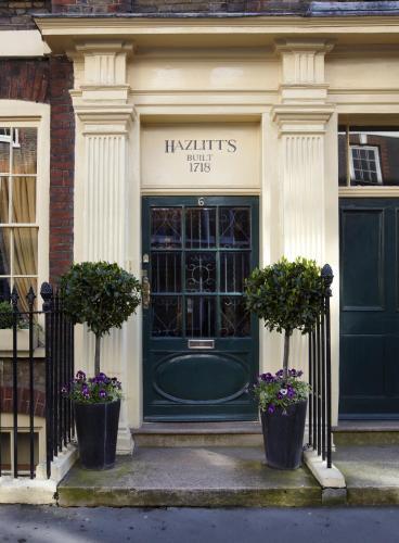 Отель Hazlitt's 4 звезды Соединенное Королевство