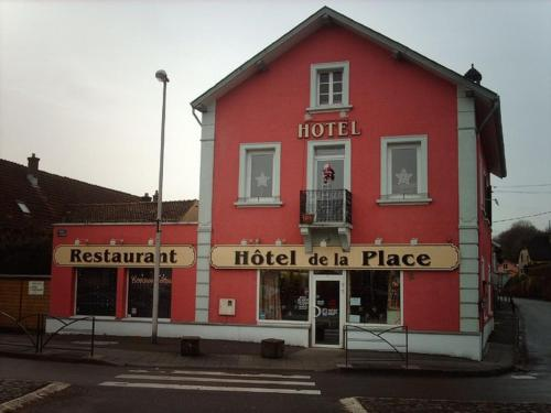 Pension Hotel Restaurant de la Place