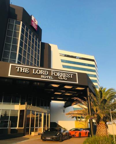 Best Western Hotel Plus Lord Forrest