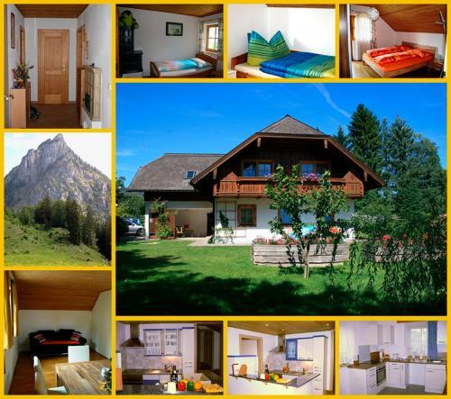 Ferienhaus Felicitas - Apartment mit 1 Schlafzimmer und Terrasse