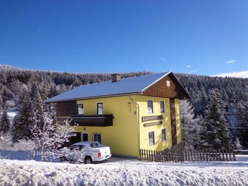 Gästehaus Arton - Apartment mit 1 Schlafzimmer