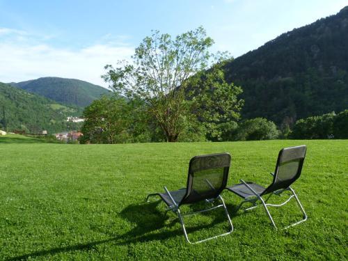 Habitación Doble Superior con acceso al spa Hotel Rural-Spa Resguard Dels Vents 2