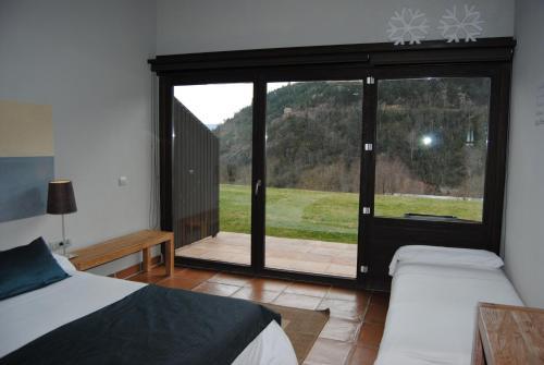 Habitación Doble Superior Hotel Rural-Spa Resguard Dels Vents 3