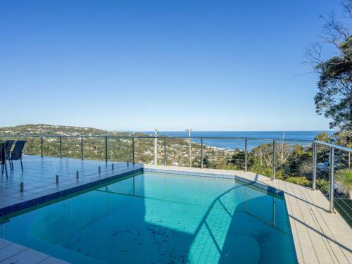 Allagai Bay Views Pool House