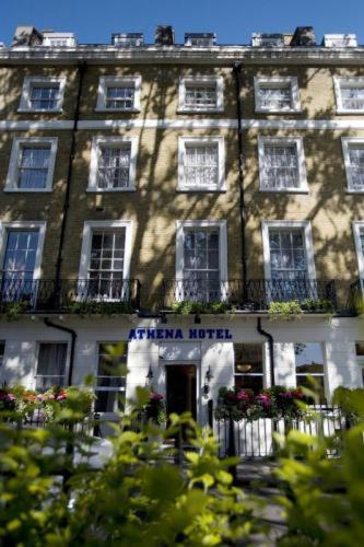 Photo of Athena Hotel - B&B Hotel Bed and Breakfast Accommodation in London London