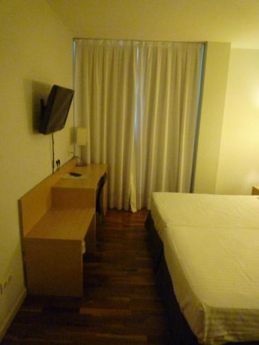 Habitación Doble - 2 camas Marqués de Vallejo 4
