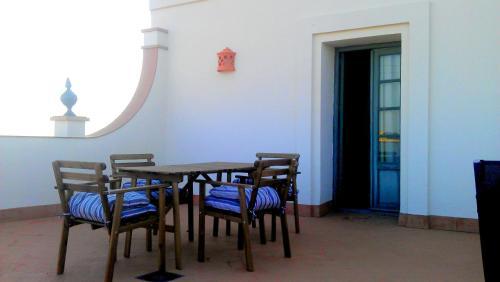 Twin Room with Terrace Hacienda Montija Hotel 1
