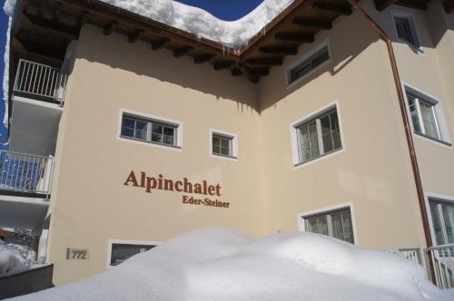 Alpinchalet Eder - Steiner