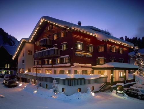 Отель Adler Damüls Gasthof Hotel 4 звезды Австрия