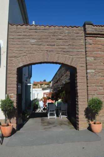 Photo of Gamla Televerket B&B, Vin o Mat Hotel Bed and Breakfast Accommodation in Borgholm N/A