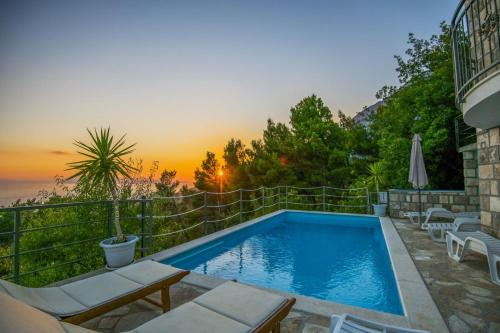 cttu164/ Holiday house with private pool