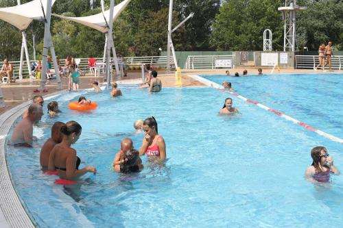 Balatontourist Füred Camping & Bungalows