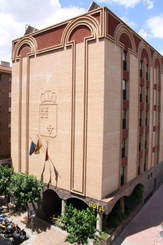 3 starts hotel in Murcia