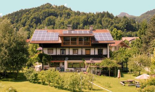 Landhaus Kitzbichler front view