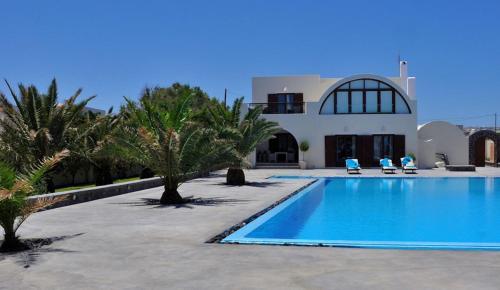 Asteras Beach Villa