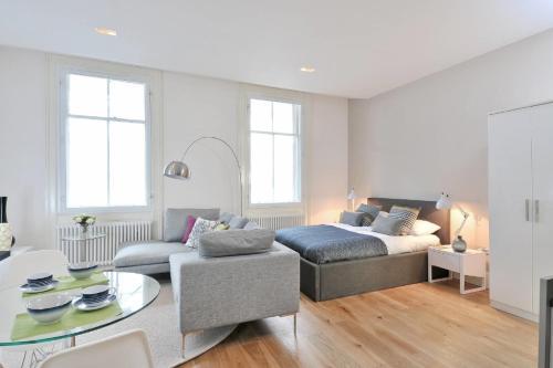 Отель Destiny Scotland - St Andrew Square Apartments 4 звезды Соединенное Королевство