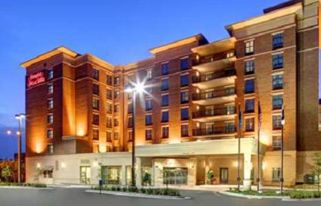 Hampton Inn and Suites Baton Rouge Downtown - Promo Code Details