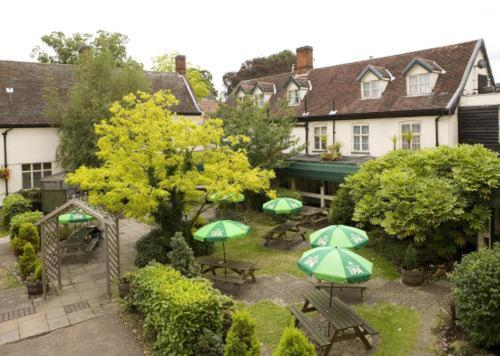 Photo of Bell Hotel Bed and Breakfast Accommodation in Thetford Norfolk