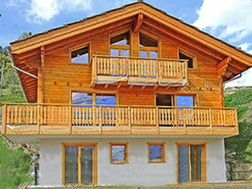 Comfortable Holiday Home in Heremence near Ski Area