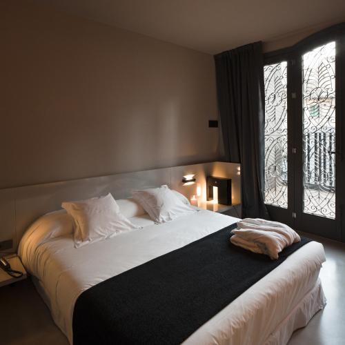Superior Doppel- oder Zweibettzimmer mit Terrasse - Einzelnutzung Caro Hotel 2