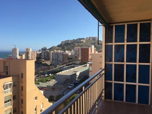 Alicante beach holidays apartment