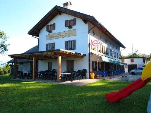 Отель Rifugio Pranolz 0 звёзд Италия