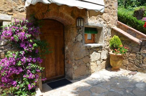 Habitación Doble - 1 o 2 camas Hotel Galena Mas Comangau 10