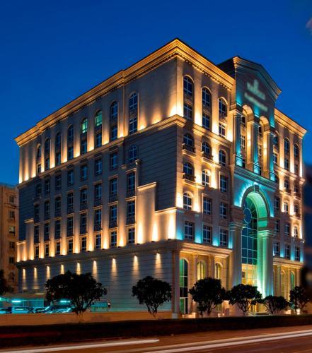 Stay at Warwick Doha