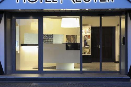 Отель Hotel Restaurant Reuter 3 звезды Германия