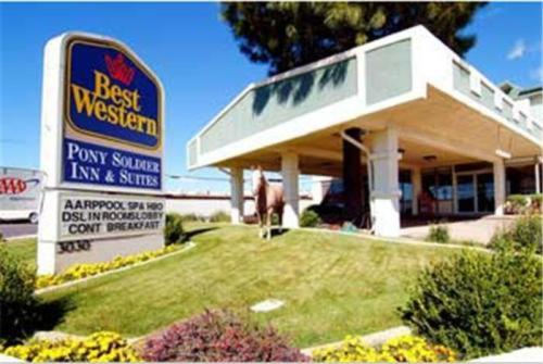 Photo of Best Western Pony Soldier Hotel Bed and Breakfast Accommodation in Flagstaff Arizona
