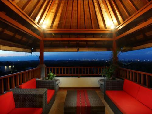 K-Villas Jimbaran front view