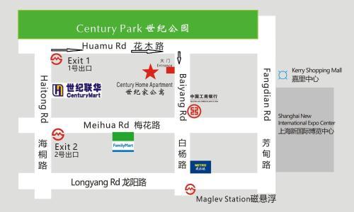 Longyang Road Kartta Reittiohjeet Navitime Transit