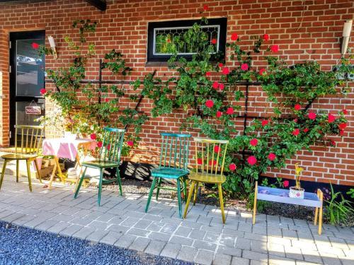 Tango Garden in Billund