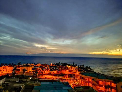 Sea View Studio in Playa la Arena