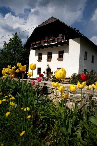 Ferienhof Rotbuchner - Apartment mit 2 Schlafzimmern mit Balkon