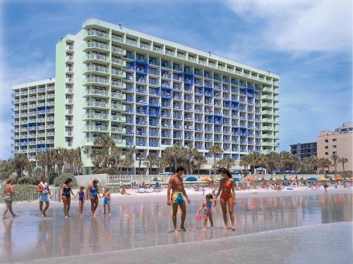 Coral Beach Resort, Myrtle Beach - Promo Code Details