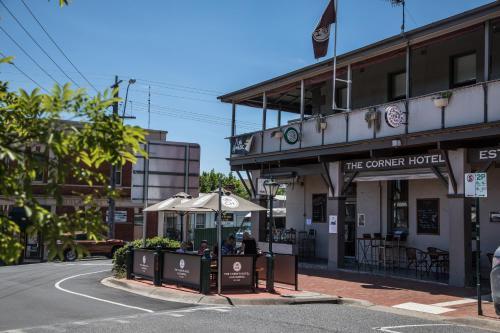 The Corner Hotel Alexandra