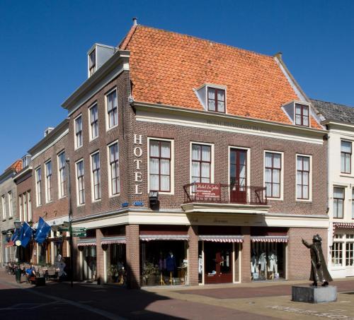 Отель Fletcher Hotel De Zalm 3 звезды Нидерланды