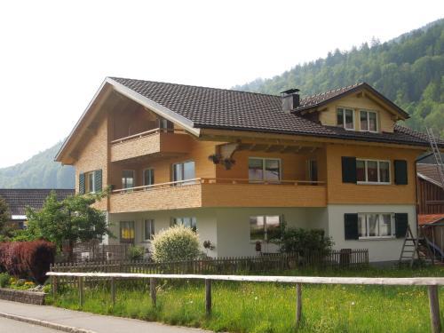 Gästehaus Graf - Apartment mit 3 Schlafzimmern