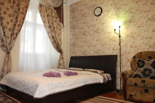 Apartment on Rynok Square