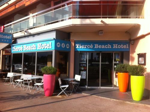 Citotel Hôtel Tiercé Beach Hotel