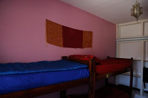 Enkeltseng i 4-sengs sovesal (Single Bed in 4-Bed Dormitory Room)