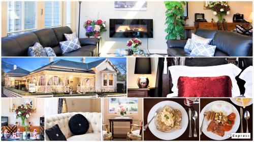 Kurrajong House Bed and Breakfast Launceston
